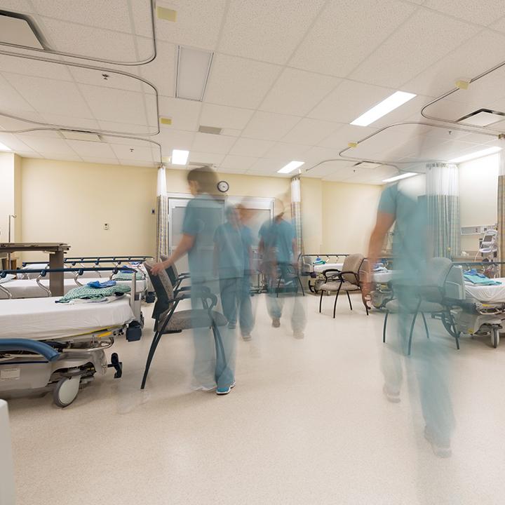 看護師が働く施設の種類